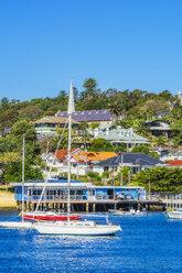 Australia, New South Wales, Sydney, Watson Bay - THAF02379