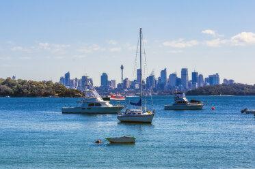 Australia, New South Wales, Sydney, Watson Bay - THAF02382