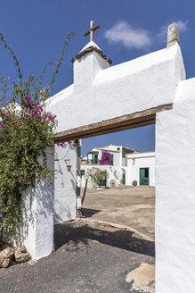 Spain, Lanzarote, Tiagua, Museo Agricola El Patio - MAB00507