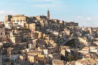 Italy, Basilicata, Matera, Townscape and historical cave dwelling, Sassi di Matera - WPEF01177