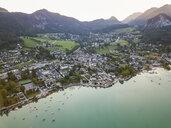 Austria, Salzburg State, Sankt Gilgen at Wolfgangsee - JUNF01559