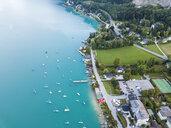 Austria, Salzburg State, Sankt Gilgen at Wolfgangsee - JUNF01562