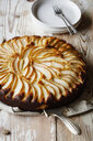 Home-baked glutenfree pear pie made of buckwheat flour - EVGF03395