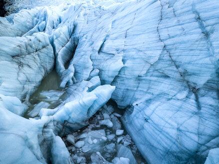 Iceland, Vatnajoekull National Park, Jokulsarlon, glacier ice - DAMF00003