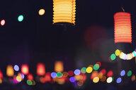 Lampions at night - MMAF00713