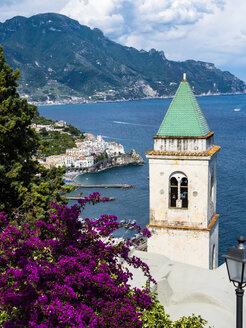 Italy, Campania, Amalfi Coast, Sorrento Peninsula, Amalfi, Parrocchia Santa Maria Assunta Church - AMF06365