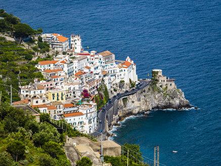 Italy, Campania, Amalfi Coast, Sorrento Peninsula, Amalfi - AMF06371