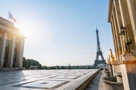 The Eiffel Tower on a clear day - INGF10190