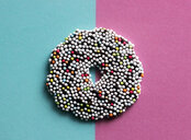 Still life shot of a doughnut - INGF10323