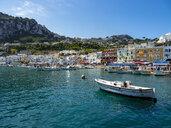 Italy, Campania, Capri, Marina Grande - AMF06413