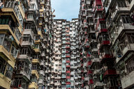 Hong Kong, Quarry Bay, apartment blocks - DAWF00803