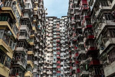 Hong Kong, Quarry Bay, apartment blocks - DAWF00803