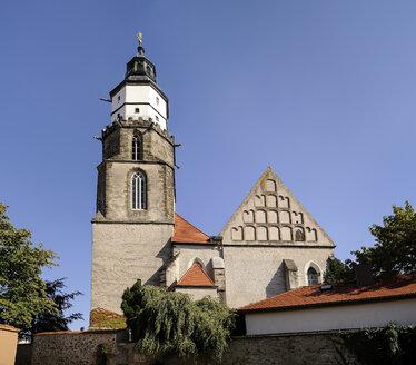 Germany, Saxony, Kamenz, Church St. Marien, Evangelical Church - BTF00515