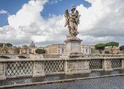 Italy, Rome, Ponte Sant'Angelo - HAMF00540