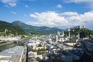 Austraia, Salzburg State, Salzburg, city view - RUNF00415