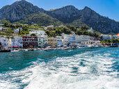 Italy, Campania, Capri, Marina Grande - AMF06458