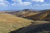 Spain, Canary Islands, Fuerteventura, landscape of Parque Rural de Betancuria - RJF00815
