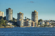 Australia, New South Wales, Sydney, apartment towers - RUNF00435