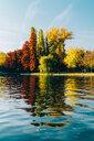 A beautiful autumn seasonal landscape - INGF10977