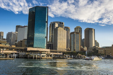 Australia, New South Wales, Sydney, Central Business district - RUNF00537