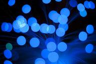 Blue fibre optic - SKAF00088