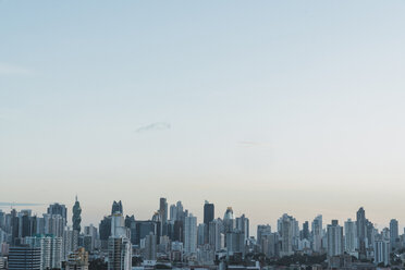 Panama, Panama City, view to skyline - KKAF03101