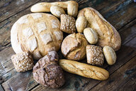 Various sorts of bread - GIOF05261