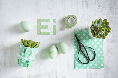 Tinkering with Easter eggs - OJF00324