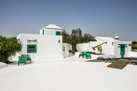 Spain, Canary Islands, Lanzarote, San Bartolome, traditional architecture - RUN00593
