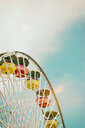 Low angle view of a ferris wheel - INGF11757