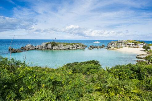 Bermuda, St. George's, Tobacco bay - RUNF00681