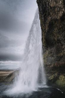 Iceland, Seljalandsfoss Waterfall - DAMF00029