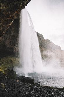 Iceland, Seljalandsfoss Waterfall - DAMF00032