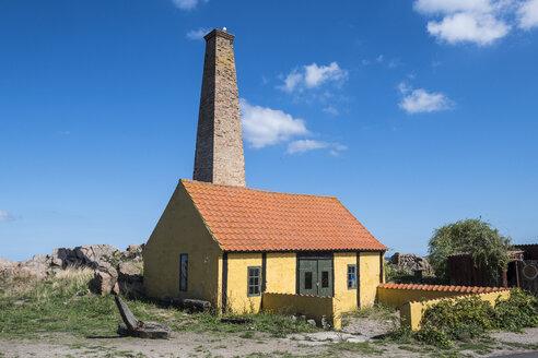 Denmark, Bornholm, old house in Allinge-Sandvig Sogn - RUNF00705