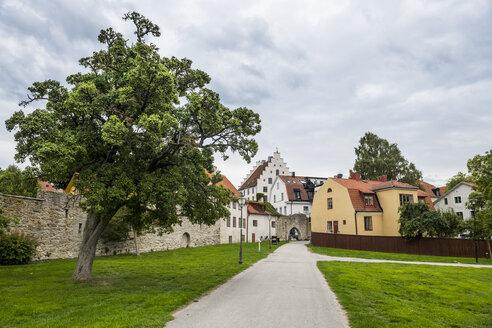 Sweden, Gotland County, Visby - RUNF00756