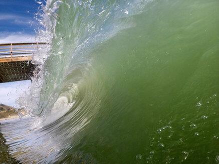 Breaking wave in sea - AURF08079