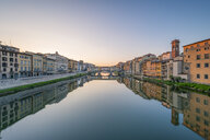 Italy, Tuscany, Florence, Ponte Vecchio - RPSF00272