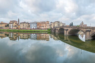 Italy, Tuscany, Florence, Ponte Vecchio - RPSF00275