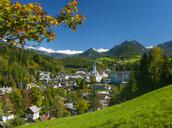 Austria, Salzkammergut, Ausseerland, Bad Aussee - WWF04612