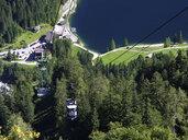 Austria, Salzkammergut, Gosau, cable car - WWF04621