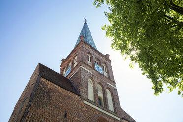 Germany, Ruegen, Bergen, St. Mary's Church - MAMF00314