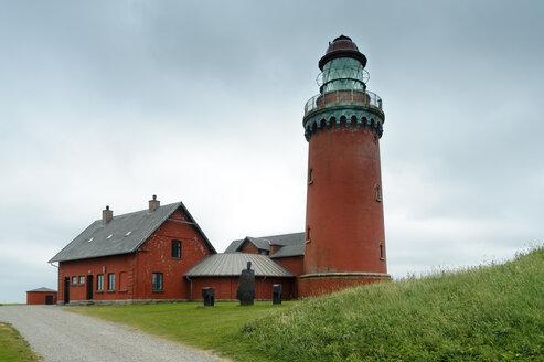 Denmark, Jutland, lighthouse Bovbjerg - UMF00867