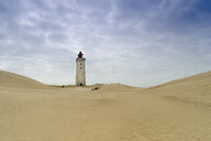 Denmark, Jutland, Rubjerg Knude Lighthouse - UMF00879