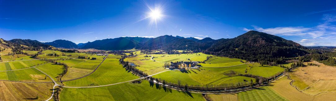 Germany, Bavaria, East Allgaeu, Unterammergau, Kochel-Filz - AMF06658