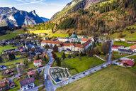 Germany, Bavaria, Benedictine Abbey, Ettal Abbey - AMF06661