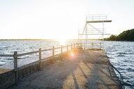 Pier at the Karlskrona harbor in Sweden - FOLF09770