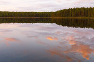 Sunset over Lake Skiren, Sweden - FOLF10158