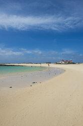 Spain, Canary Islands, Fuerteventura, El Cotillo, Playa Chica - RUNF00868