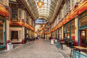 United Kingdom, England, London, Leadenhall market - TAM01121