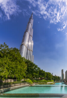 Middle East, United Arab Emirates, Dubai, Burj Khalifa - SMAF01168